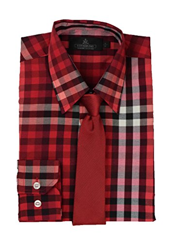 Boys Red Dress - 4