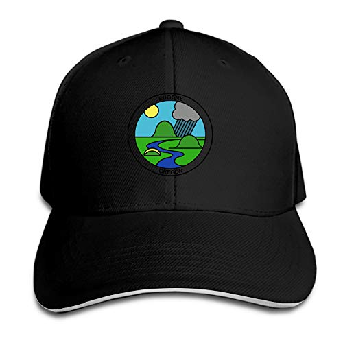 SEVTNY Snapback Cap Eugene is Where I Belong with You Flat Bill Hats Adjustable Baseball Caps for Men/Women ()
