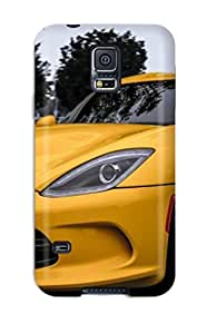 Awesome YbkDnUr5790geMke Michael Volpe Defender Tpu Hard Case Cover For Galaxy S5- Amazing Yellow Car Photos