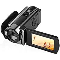 GordVE SJB83 HD1080P 16MP Digital Video Camcorder Camera...