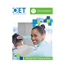 OET Physiotherapy: Official OET Practice Book 1