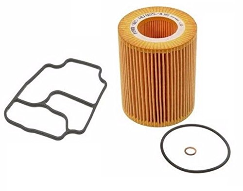 (Oil Filter Kit & Housing Gasket Mann / Victor Reinz BMW E39 E46 E60 M54 Z3)