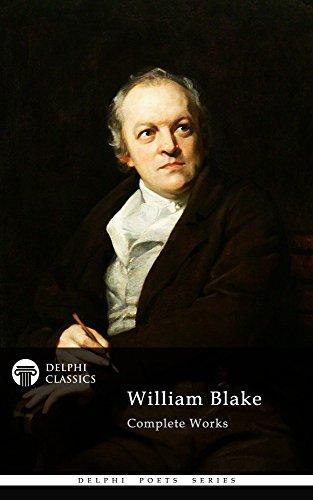 s of William Blake (Illustrated) (Delphi Poets Series Book 10) (William Blake Engravings)