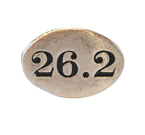 262-marathon-race-stainless-steel-runner-gift-shoelace-charm