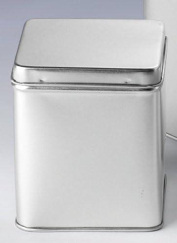 Plata carrito de té (para aproximadamente 100 G contenido)
