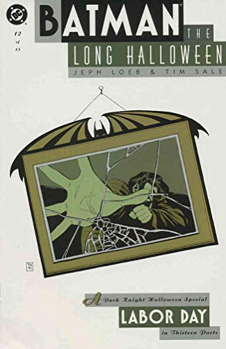 Batman: The Long Halloween #12 VF/NM ; DC comic book -