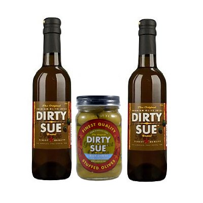 Dirty Sue Blue Cheese Martini Variety Pack by Dirty Sue