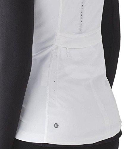 Lululemon - Run for Cold Vest - White - Size 10 by Lululemon (Image #4)