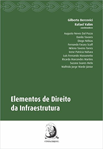 Elementos de direito da infraestrutura