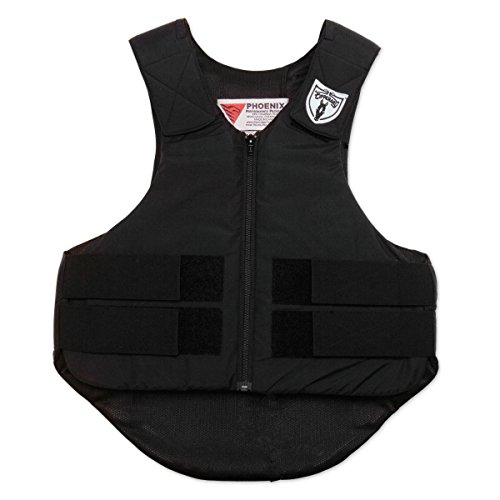 Tipperary Ride-Lite Vest Adult Small Black