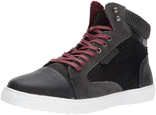 Rw Van Robert Wayne Heren Gunther Sneaker Zwart