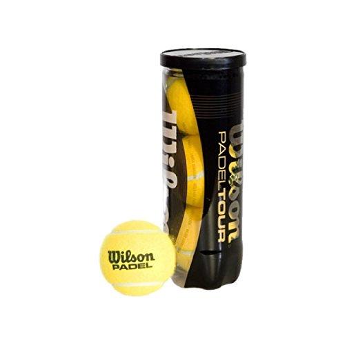 Cajón Bolas Wilson 24 Botes Padel Tour: Amazon.es: Deportes ...
