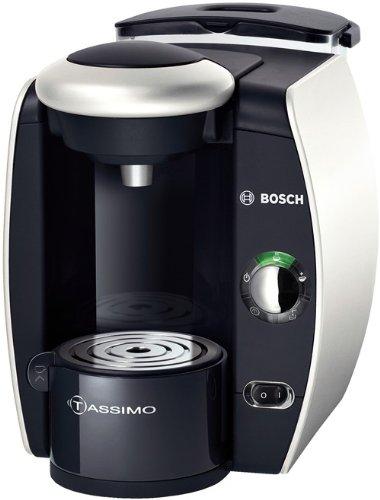 Bosch TAS4011 - Cafetera multibebidas, color gris