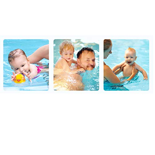 GJFeng Insulation Thickening Baby Swimming Pool Baby Home Swimming Pool Newborn Baby Child Inflatable Swimming tub 120 95 72cm 135 95 58cm (Size : 135cm105cm58cm) by GJFeng (Image #8)