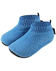 Happy Bull Water Swim Shoes for Kids Boys Girls Pool Slippers Walking Barefoot Aqua Socks