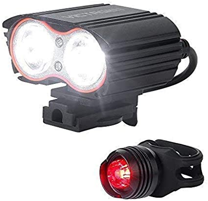 Bike LED Bicycle Light Front Cycling Head Lamp For Cycling Outdoor Waterproofing