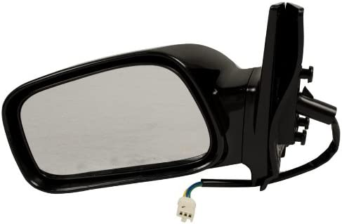 Partslink Number TO1320178 OE Replacement Toyota Corolla Driver Side Mirror Outside Rear View