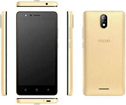 Tecno WX3 LTE Dual SIM - 8GB, 1GB, 4G LTE, Champagne Gold