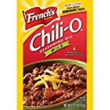 French's Mild Chili-o, 1.25oz (6 Pack)