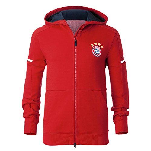 adidas FC Bayern Munich Anthem Squad Jacket [FCBTRU] - Gear Bayern Munich