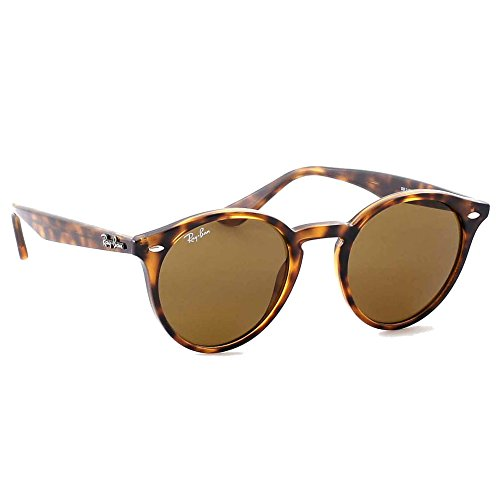 Ray-Ban Dark Havana Sunglasses RB 2180 710/73 49mm + SD Glasses + Cleaning - 2180 Rb