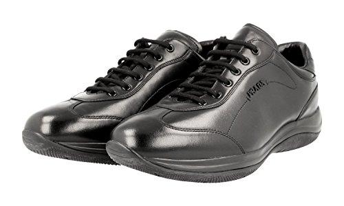 Sneaker In Pelle 3e5793 Prada Da Donna