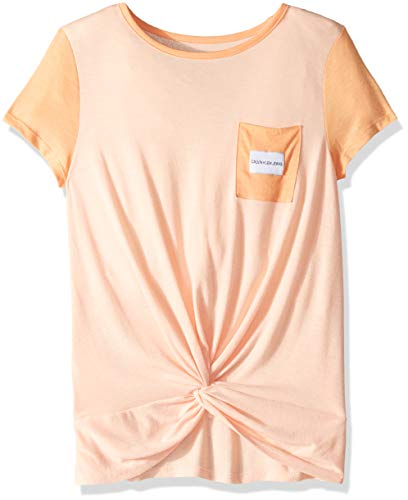Calvin Klein Toddler Girls' Graphic Tee