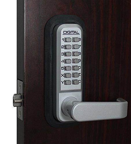 2835SC Mechanical, Keyless Lever Lock by Lockey USA