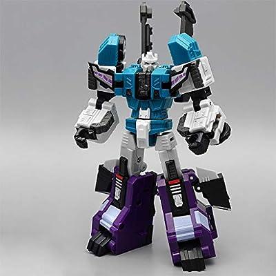 YSDHE Transforming Toys - Transformers Bestia de Seis Caras ...