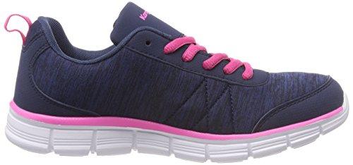 Daisy Run KR Pink KangaROOS Blau Sneaker Donna Navy Ref Dk Basse 1AgHqwgUx