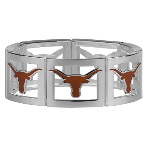 Texas Longhorn Bevo Costume (Texas Longhorns Square Stretch Bracelet)