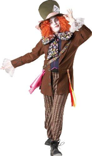 Karneval Kostum Hutmacher Aus Alice Im Wunderland Grosse Xl Amazon