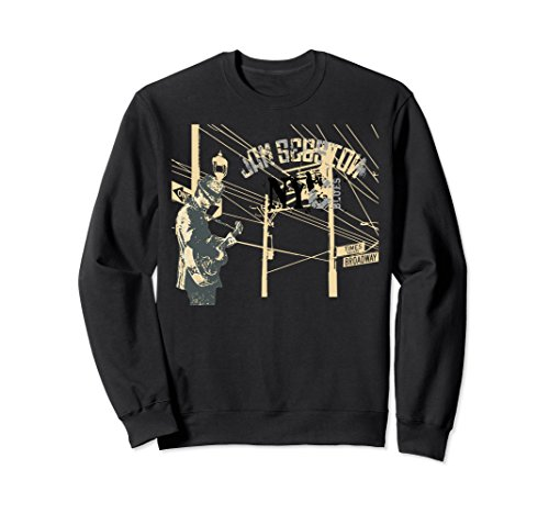 Unisex Jam Session NYC R&B Blues Music Lover Women Men Sweatshirts XL: - Rb York New