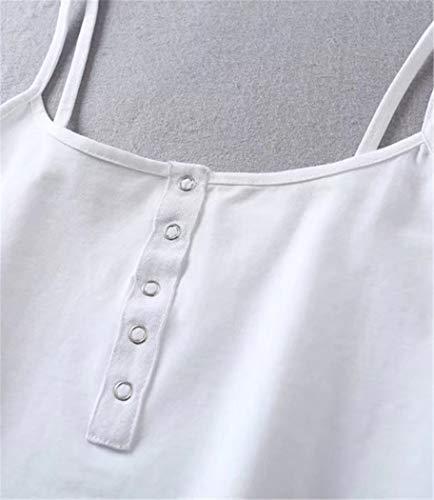 Cinghie bianco Cinghie donna di moda Cinghie sottili da sottili Cinghie XYZJIA wqFa1xX7