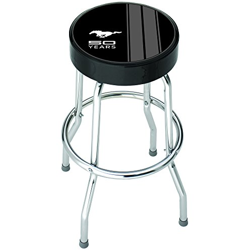 - Plasticolor 004787R01 'Ford Mustang' Garage Stool