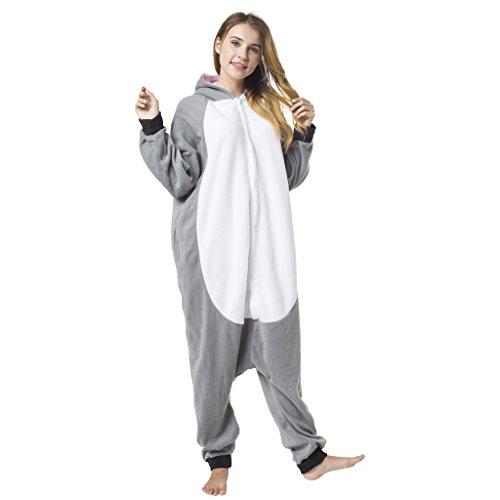 1744 165cm Poussin 155 Kigurumi M Adultes Tenue Koala Taille Combinaison Pyjama Grenouillère Katara De Pour Nuit dxq6TdwO