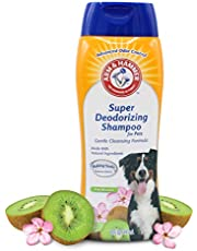 Arm & Hammer Tearless Puppy Shampoo, Coconut Water Scent -Gentle & Effective Tearless Shampoo for All Dogs & Puppies -Pet Shampoo for Dogs -Puppy Supplies and Dog Shampoos from Arm and Hammer