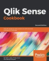 Qlik Sense Cookbook, 2nd Edition Front Cover