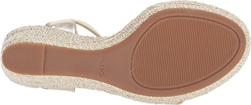 Aldo Dames Lovalewet Goud 37.5 (us Womens 7) B - Medium