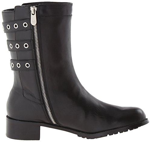 Black Womens Trojan Womens Vittadini Vittadini Adrienne Footwear Boot Adrienne Footwear Trojan Awq8Pvv