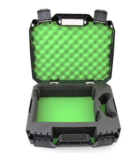 CASEMATIX Green Protective Travel Carry Case Fits Xbox, used for sale  Delivered anywhere in USA