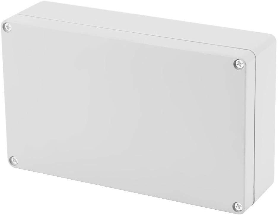 120 Scatola morsettiera Box Scatola di giunzione di cablaggio 200 56mm resistente allacqua con involucro per progetti in ABS IP65