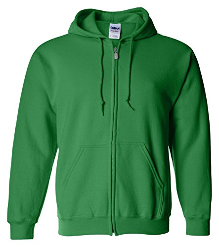 Irish Womens Zip Hoodie - 5