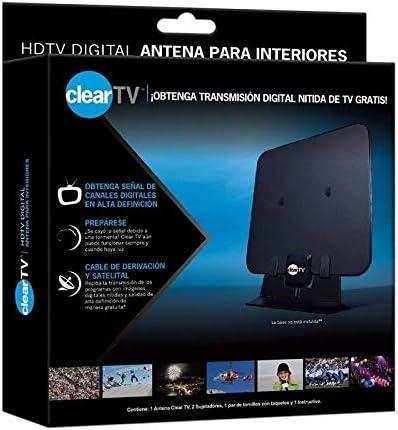 Claro TV Indoor Antena: Amazon.es: Hogar