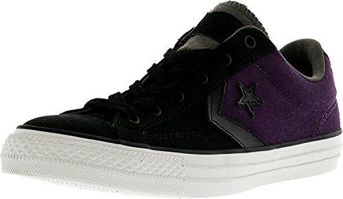 Omgekeerde Ster Speler Ox Heren Sneakers Zwart / Vlierbessen