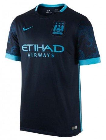 2ª Equipación Manchester City