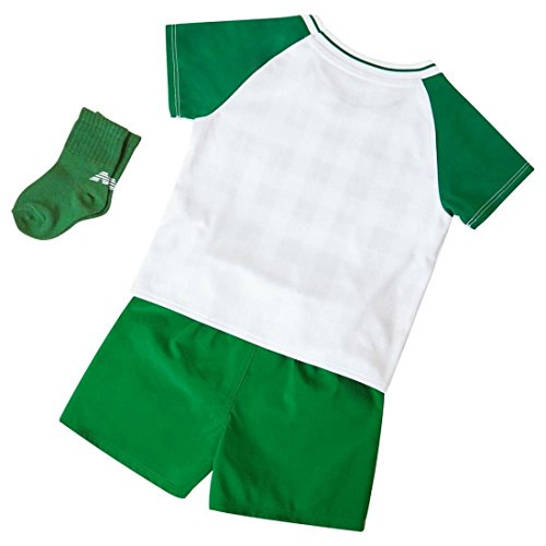 low priced ff362 05364 New Balance Celtic Away Baby Kit 2018/2019 - Hoops Merch