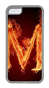 Durable Mobile Phone Protection Shell Burn MCases For iPhone 5C - Summer Unique Wholesale 5c Cases Transparent Soft Edge Case by Maris's Diary