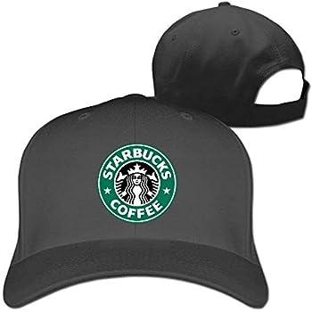 GlyndaHoa Unisex Black Starbucks Coffee Adjustable Snapback Baseball Cap  RoyalBlue One Size 449e2e41be76
