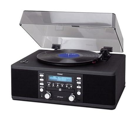 TEAC LP-R400 tocadisco - Tocadiscos: Amazon.es: Electrónica